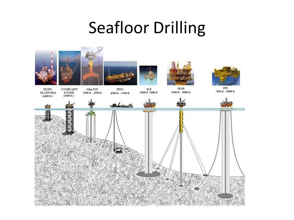 Seafloor Drilling