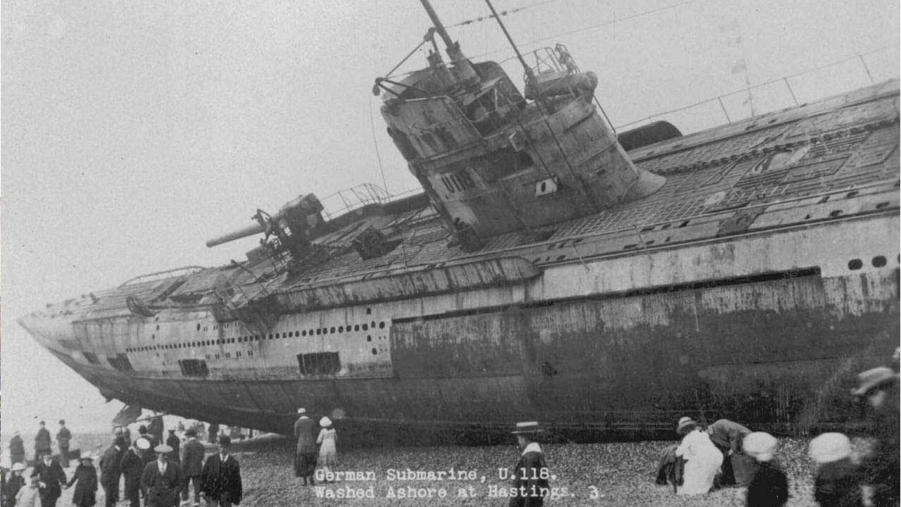  In the Oceans, Submarines – known as German U-Boats were used to attack large ships  When a battleship would sink another battle ship, it would be used to rescue survivors – Not many though- space was limited