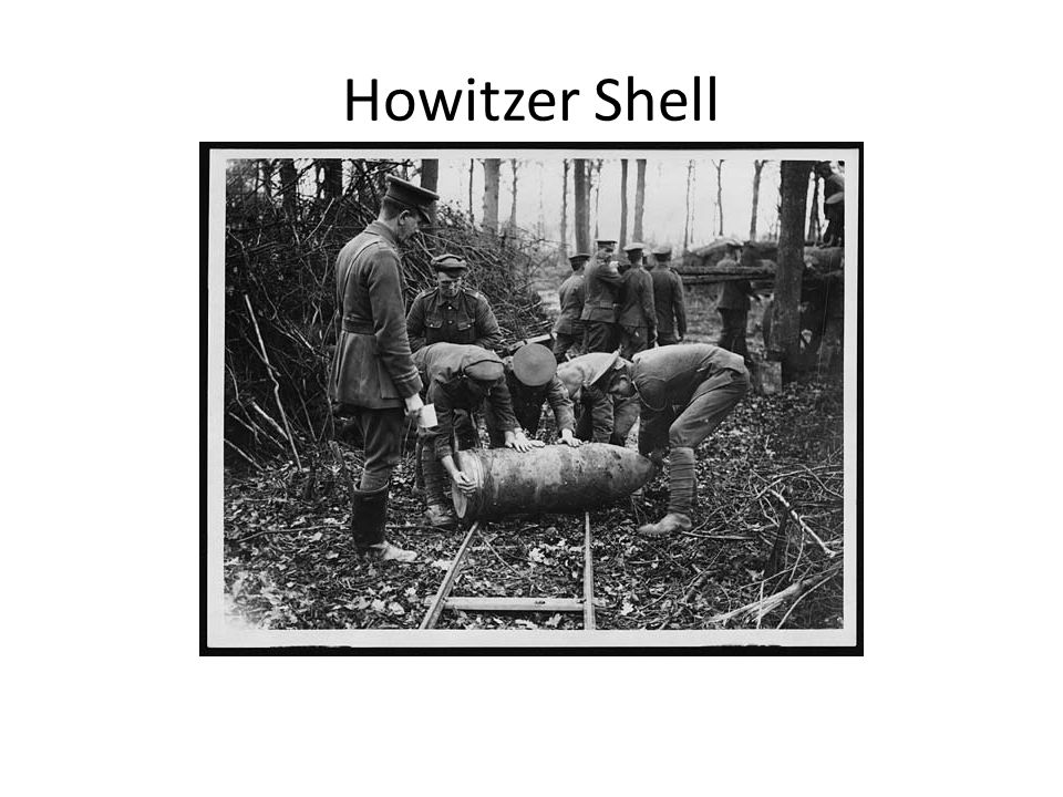 Howitzer Shell