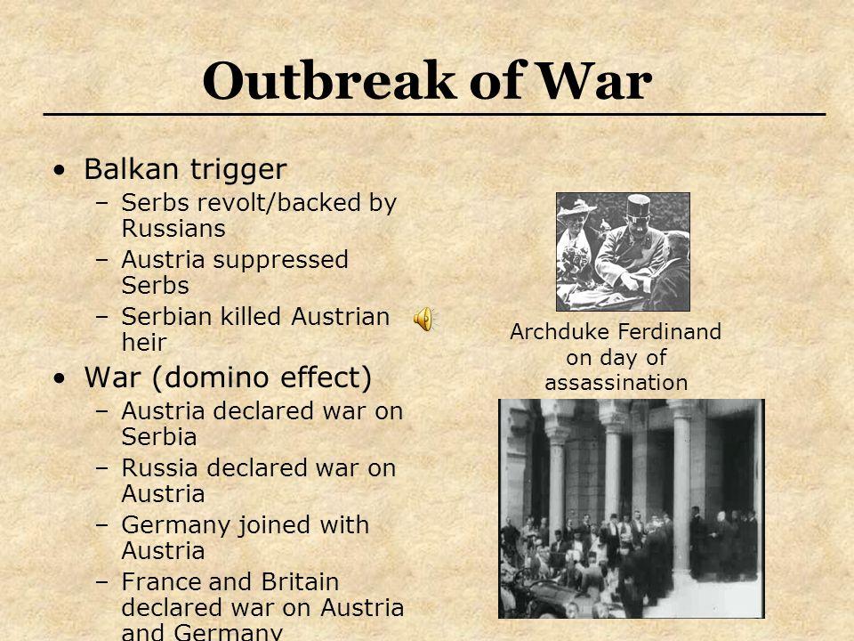Balkan Chaos
