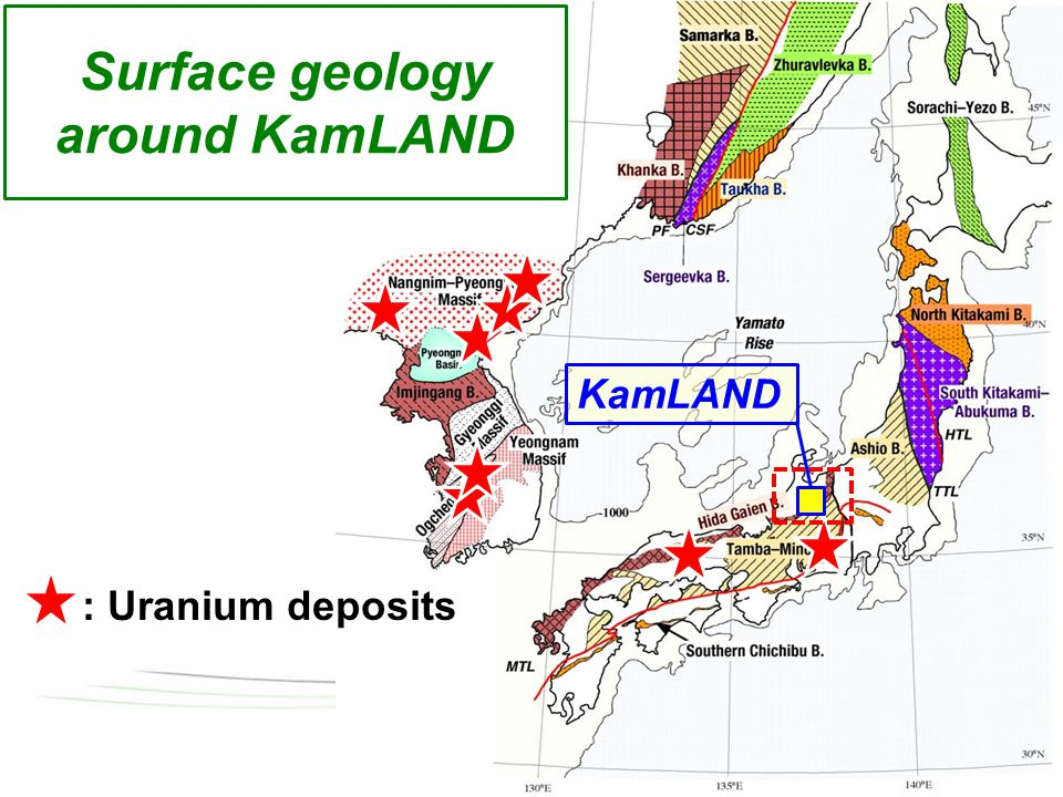 Miocene (23–5 Ma) rocks related to the opening of the Sea of Japan (https://gbank.gsj.jp/geonavi/geonavi.php) Miocene volcanic and sedimentary rocks widely occupy the western to central part of Northeast Japan.