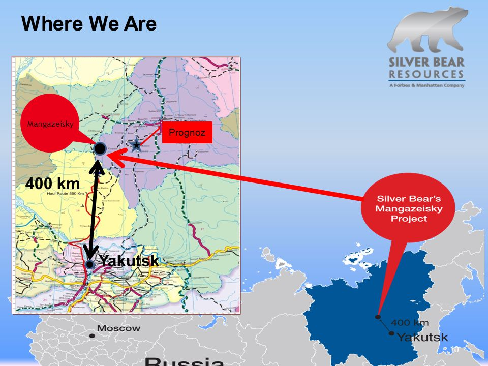 Mangazeisky Yakutsk 400 km 10 Prognoz Where We Are