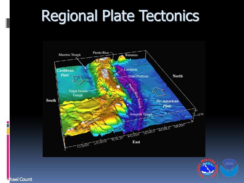 Regional Plate Tectonics Michael Count