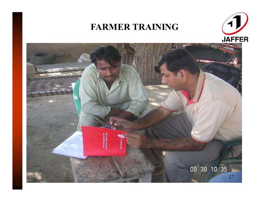 FARMER TRAINING 27
