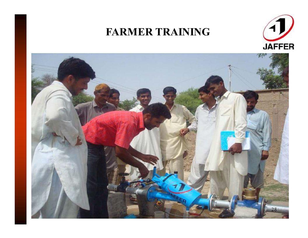 FARMER TRAINING 28