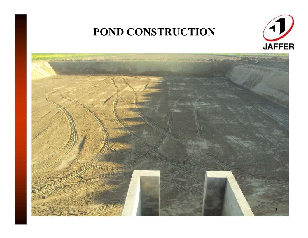 POND CONSTRUCTION 3