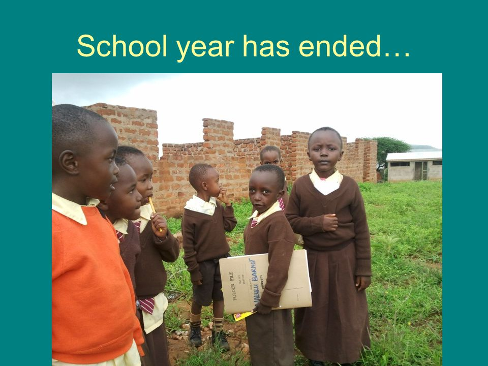 Our children received their results