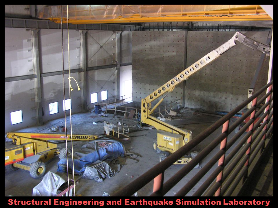 Structural Engineering and Earthquake Simulation Laboratory