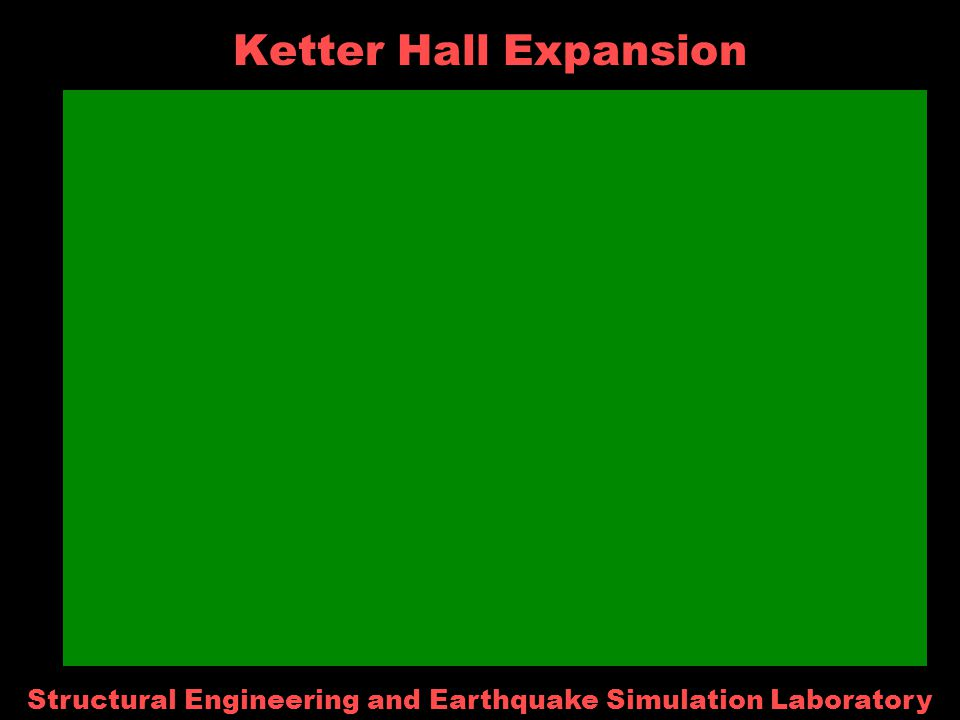 Ketter Hall Expansion