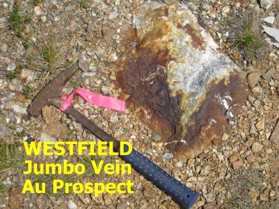Natural Resources WESTFIELD Jumbo Vein Au Prospect