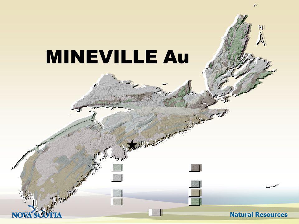Natural Resources MINEVILLE Au