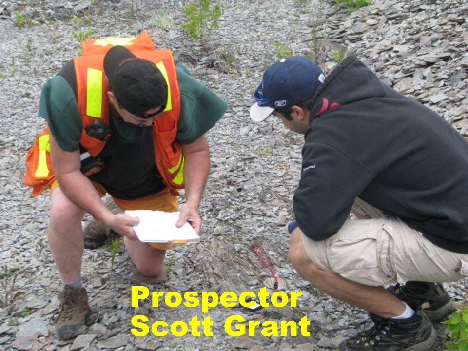 Natural Resources Prospector Scott Grant