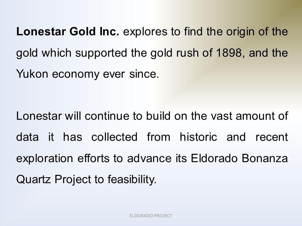 Lonestar Gold Inc.