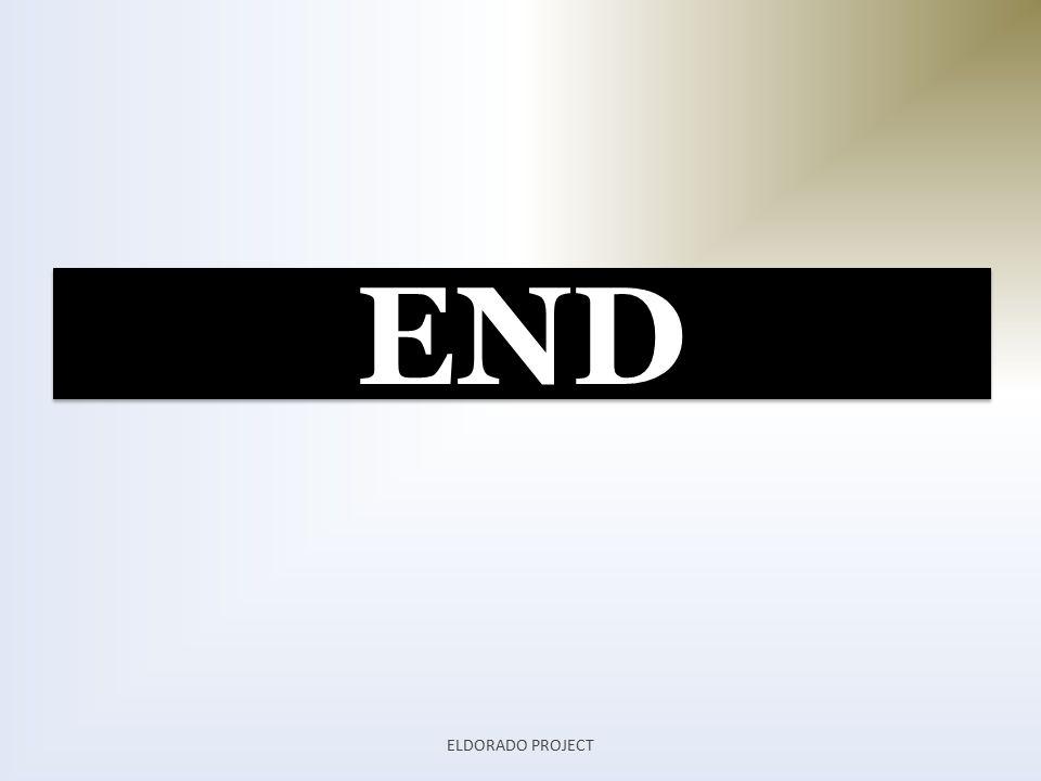 END ELDORADO PROJECT