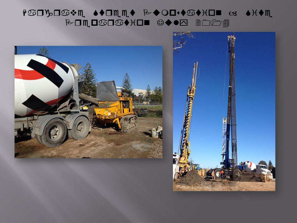 Hargrave Street Pumpstation – Site Preparation July 2014