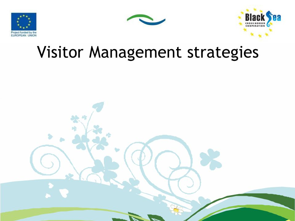 Visitor Management strategies