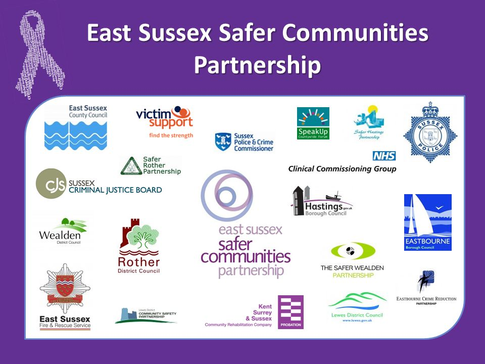 East Sussex Safer Communities Partnership