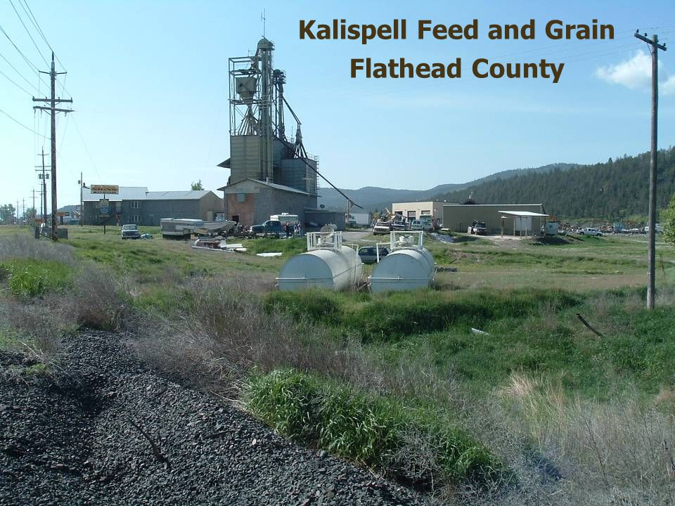 Kalispell Feed and Grain Flathead County
