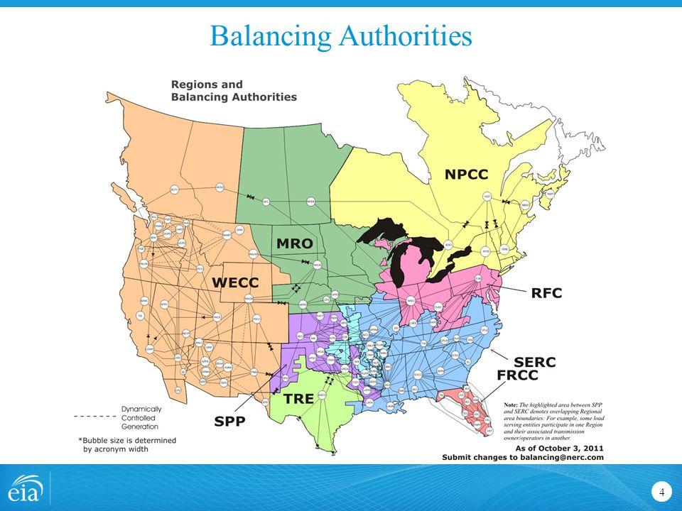 Balancing Authorities 4