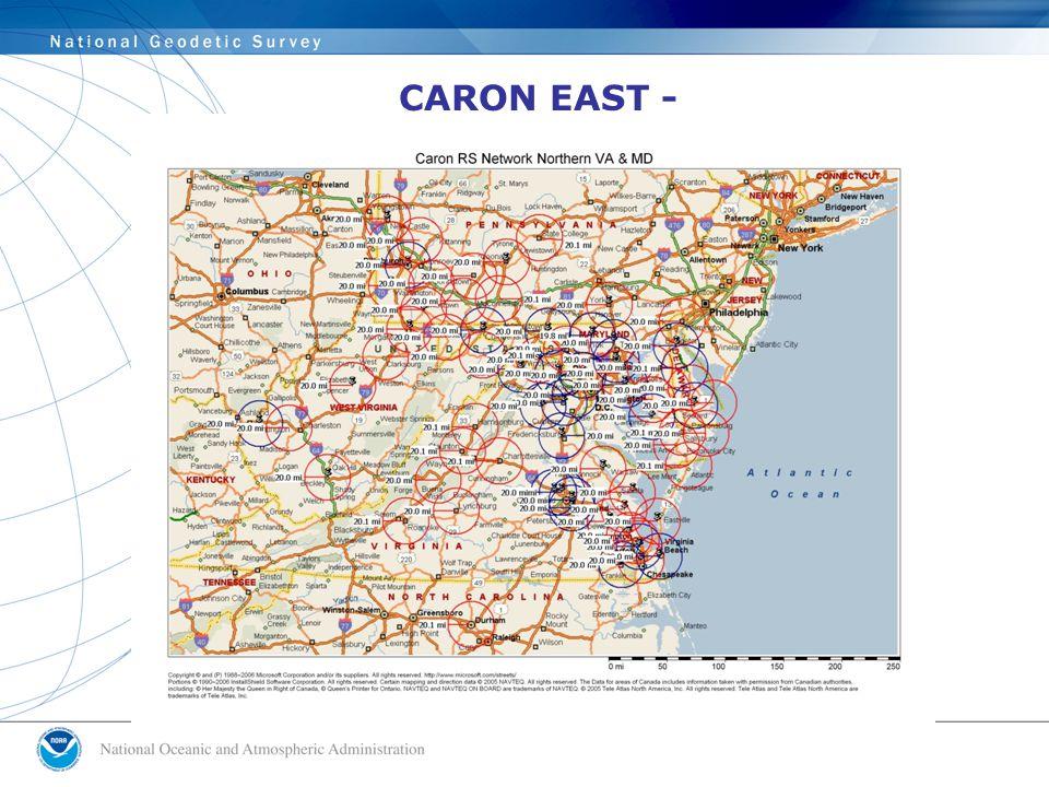 CARON EAST -