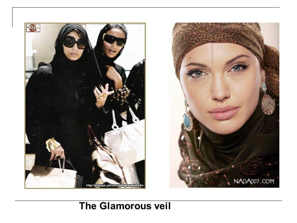The Glamorous veil