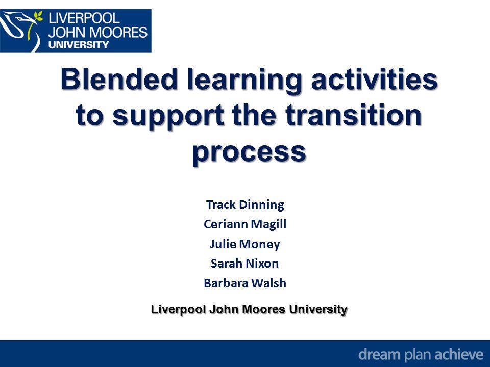 Transition process.