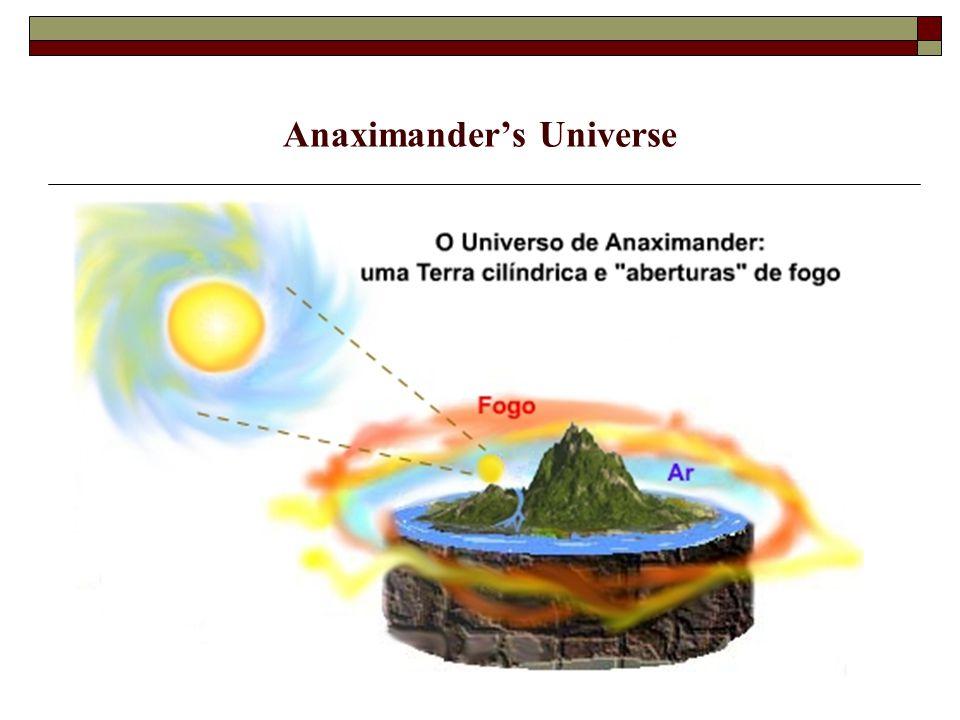 Anaximander's Universe