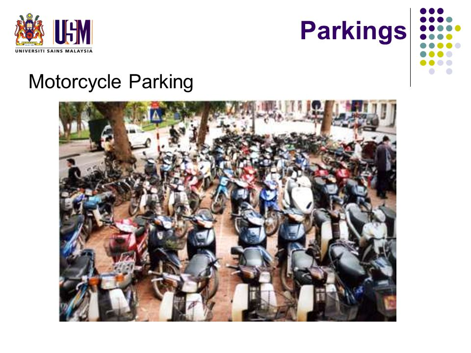 Parkings Motorcycle Parking