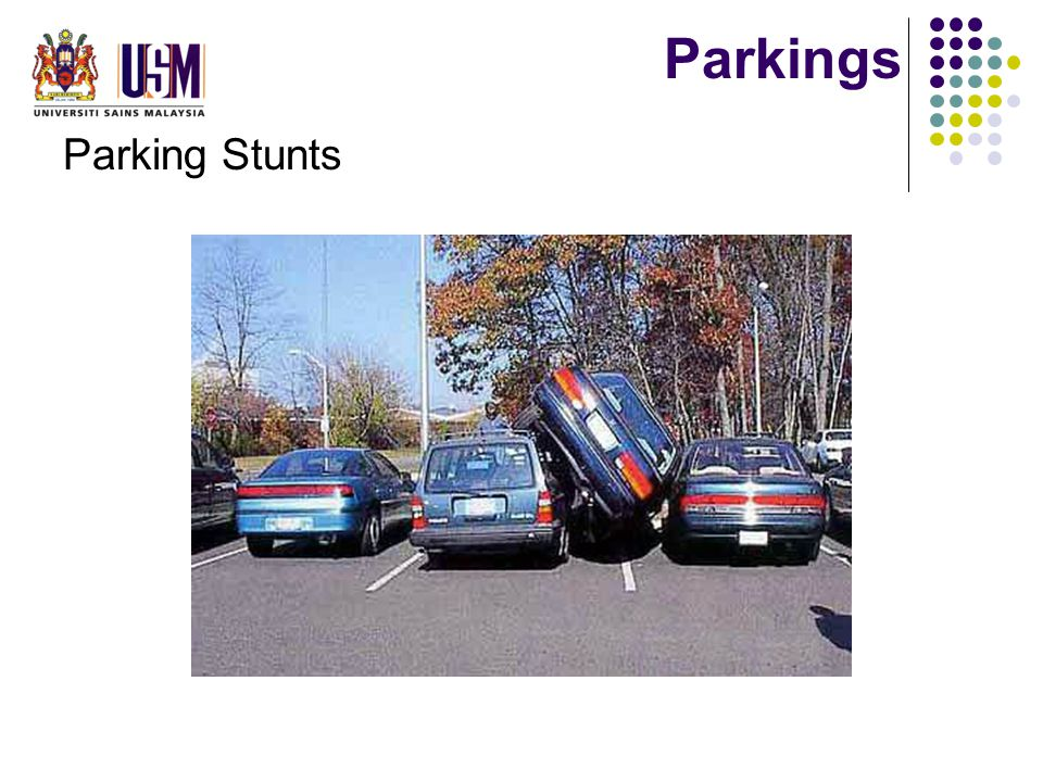 Parkings Parking Stunts