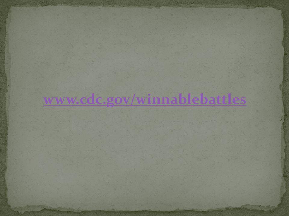 www.cdc.gov/winnablebattles
