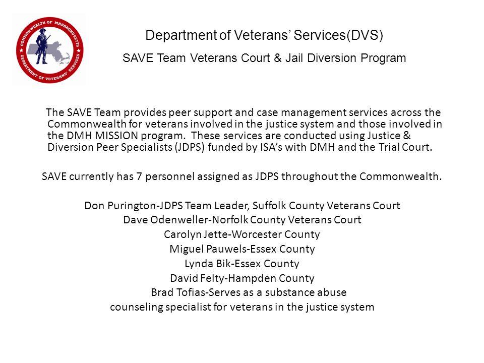 Veterans Treatment Court v.