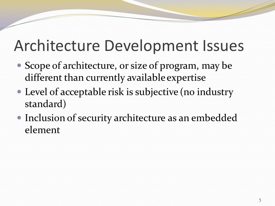 System Engineering Lifecycle Systems engineers perform such tasks as requirements decomposition, interface definition and functional decomposition of the system[5] Each aspect of a task can potentially affect the overall security posture of the system 16