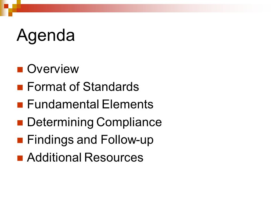 Requirements Actions needed to achieve compliance with the Standards Team report must indicate The institution does not meet this Standard Team must propose an action of warning or probation:  Only in the Confidential Brief to the Commission  Must be tied to specific Standards