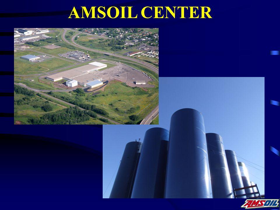 AMSOIL Distribution Centers