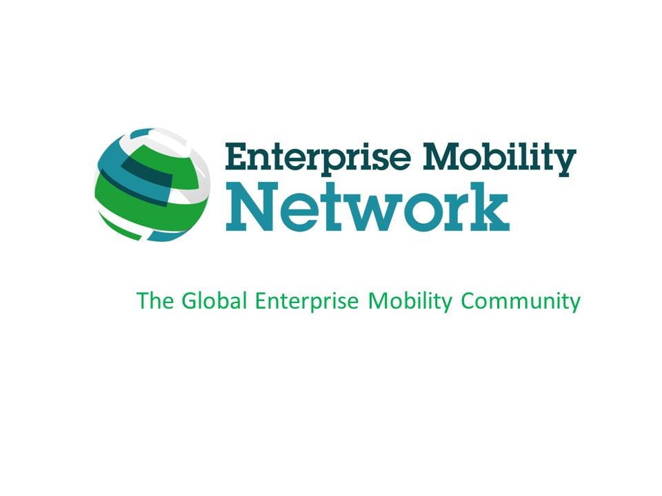 The Five Myths of Enterprise Mobility Tuesday 6 th March, 2012 10am - 11am (GMT) with Sharon Clancy, Editor-in-Chief of the Enterprise Mobility Network, Nick McQuire, Principal Analyst at IDC and Andrew Moloney, Security Expert and CEO at Artisan Consulting.