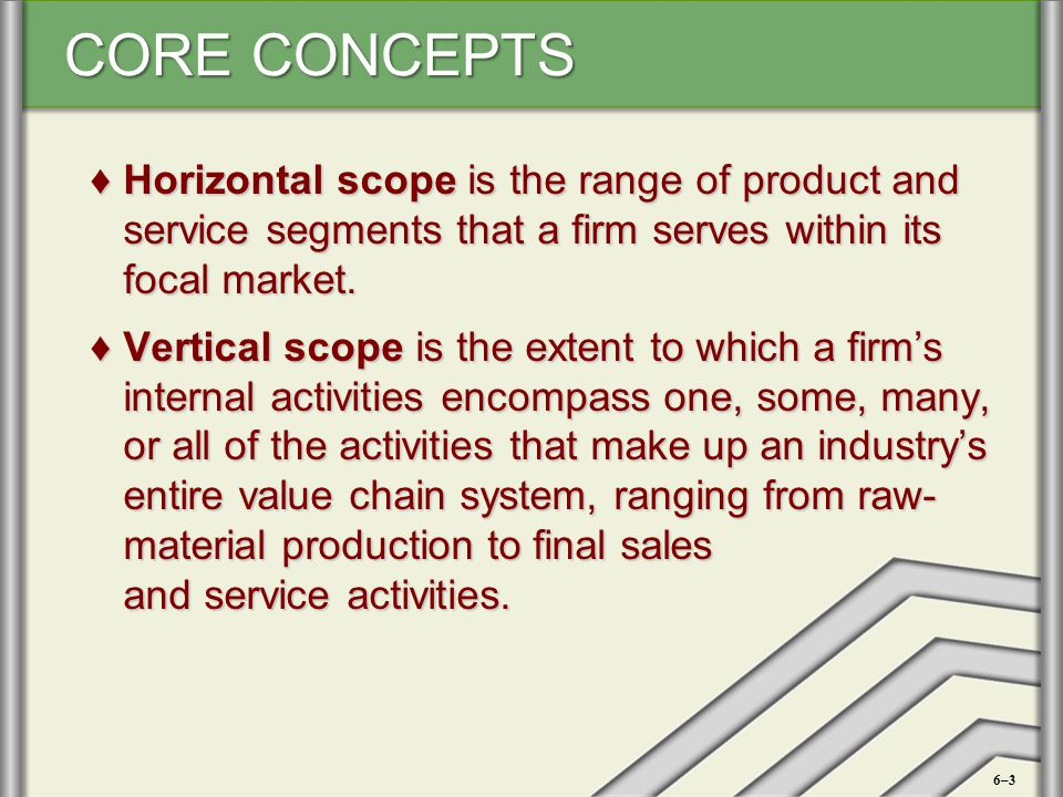 INTEGRATING FORWARD TO ENHANCE COMPETITIVENESS  Reasons for Integrating Forward: ● To lower overall costs by increasing channel activity efficiencies relative to competitors.