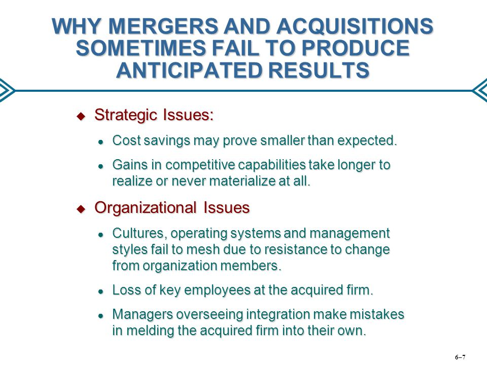 CORE CONCEPTS ♦A strategic alliance is a formal agreement between two or more separate companies in which they agree to work cooperatively toward some common objective.