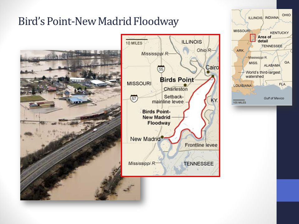 Bird's Point-New Madrid Floodway