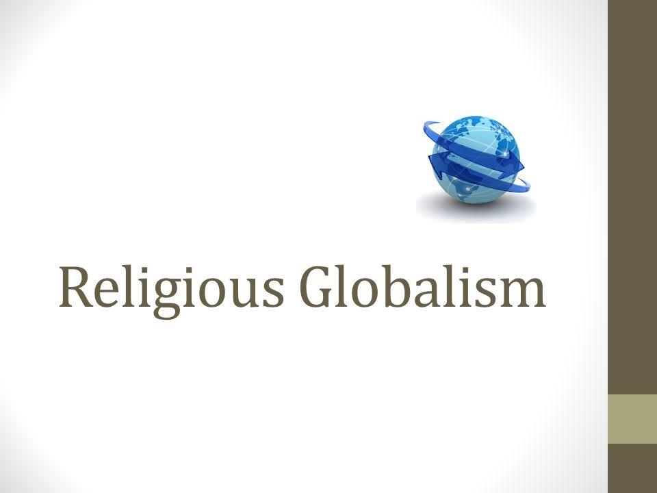 Religious Globalism