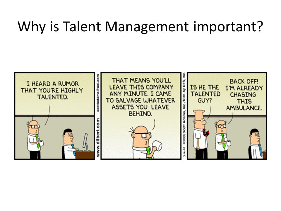 Why is Talent Management important?