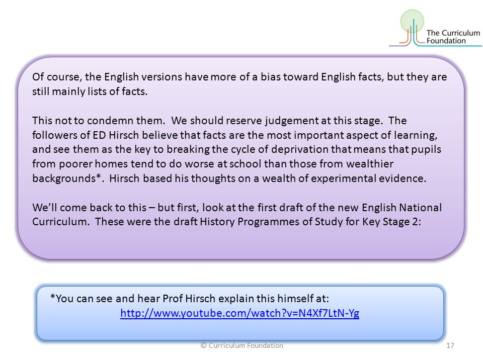 Of course, the English versions have more of a bias toward English facts, but they are still mainly lists of facts.