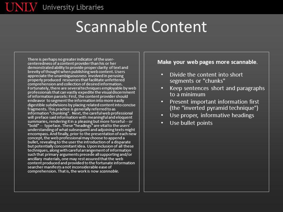 Logging into Movable Type http://blogs.library.unlv.edu/mt/mt.cgi Username: XXX Password: XXX Please contact brian.egan@unlv.edu for the username and password!brian.egan@unlv.edu University Libraries