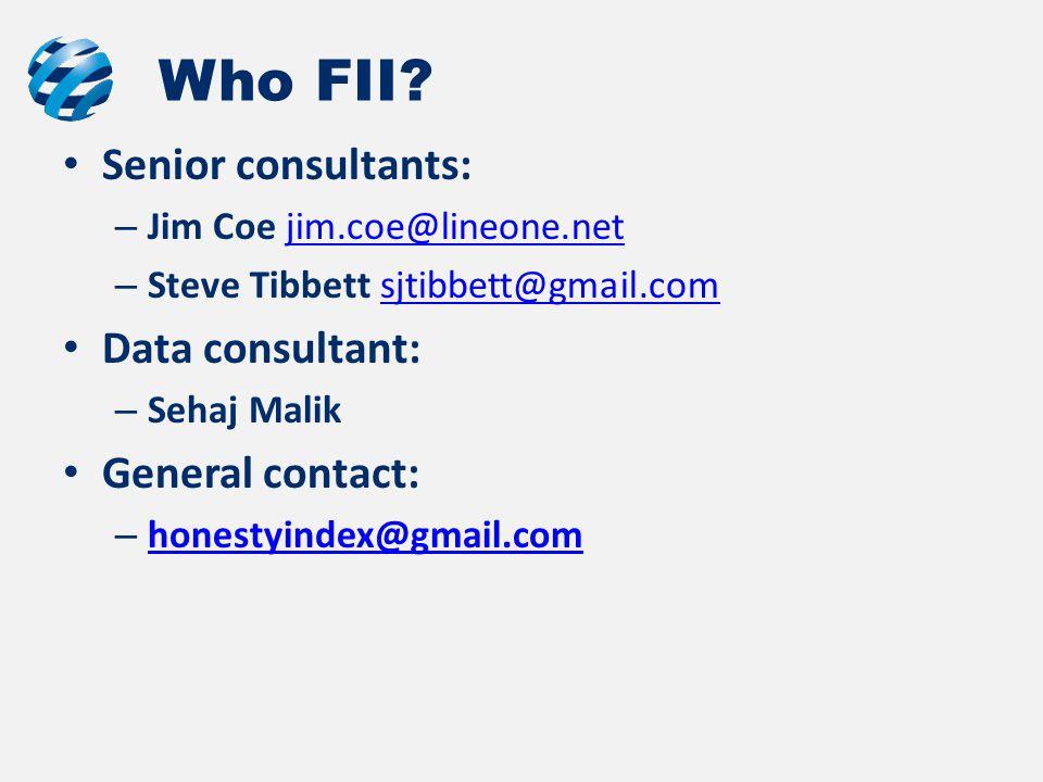 Who FII.