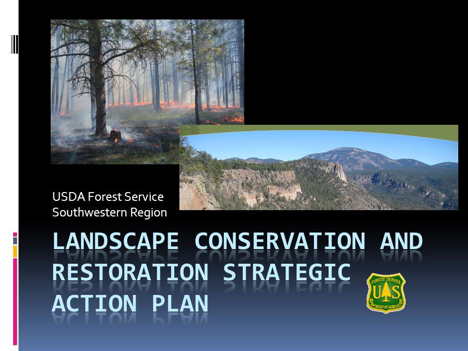 USDA Forest Service Southwestern Region