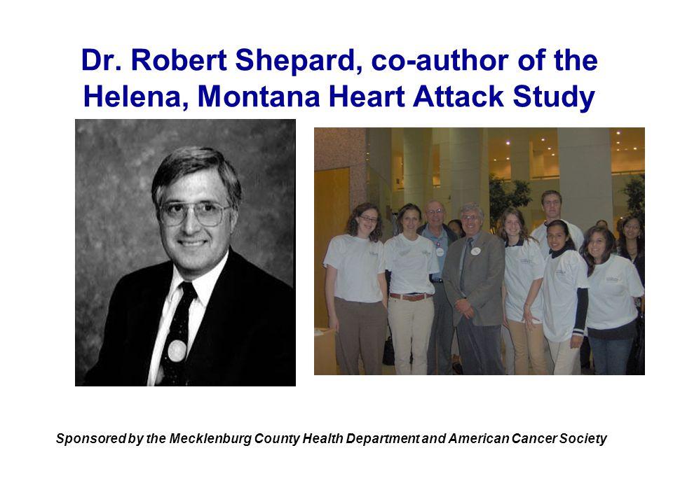 SFM presentation to the Mecklenburg County Delegation, Raleigh 2007