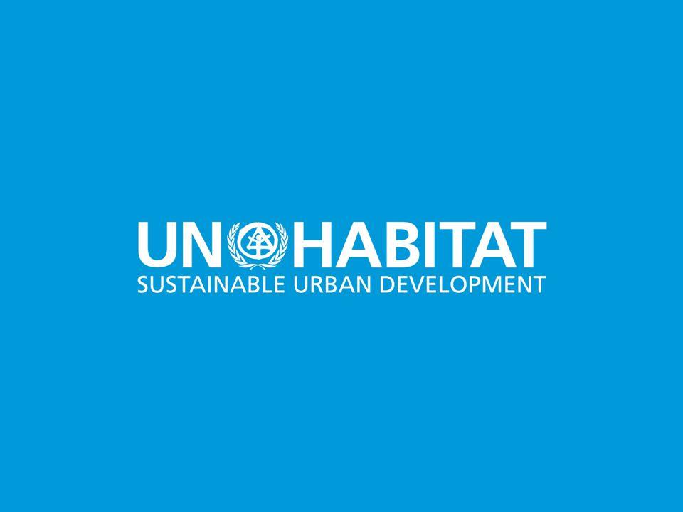 2 UN-HABITAT Current Status & Strategy for the Future
