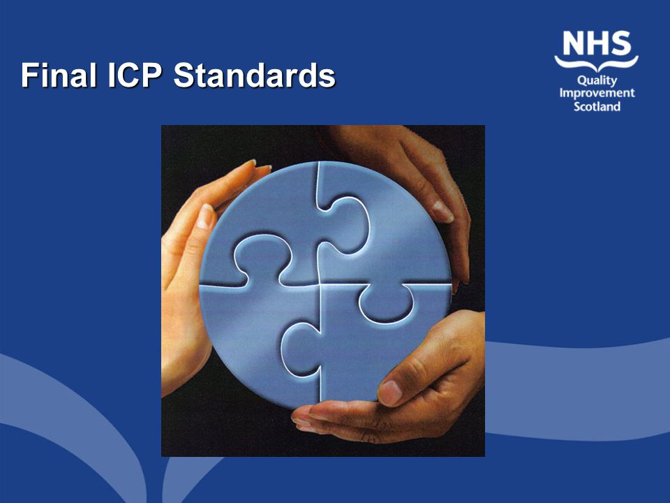 Final ICP Standards