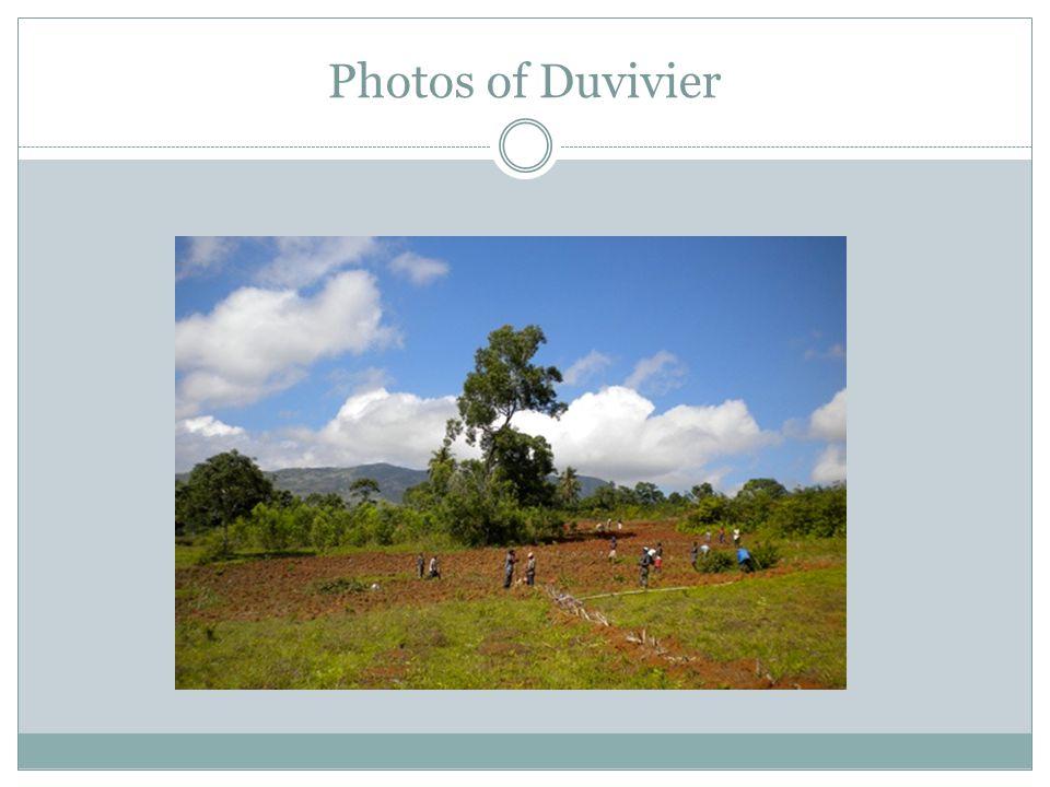 Photos of Duvivier