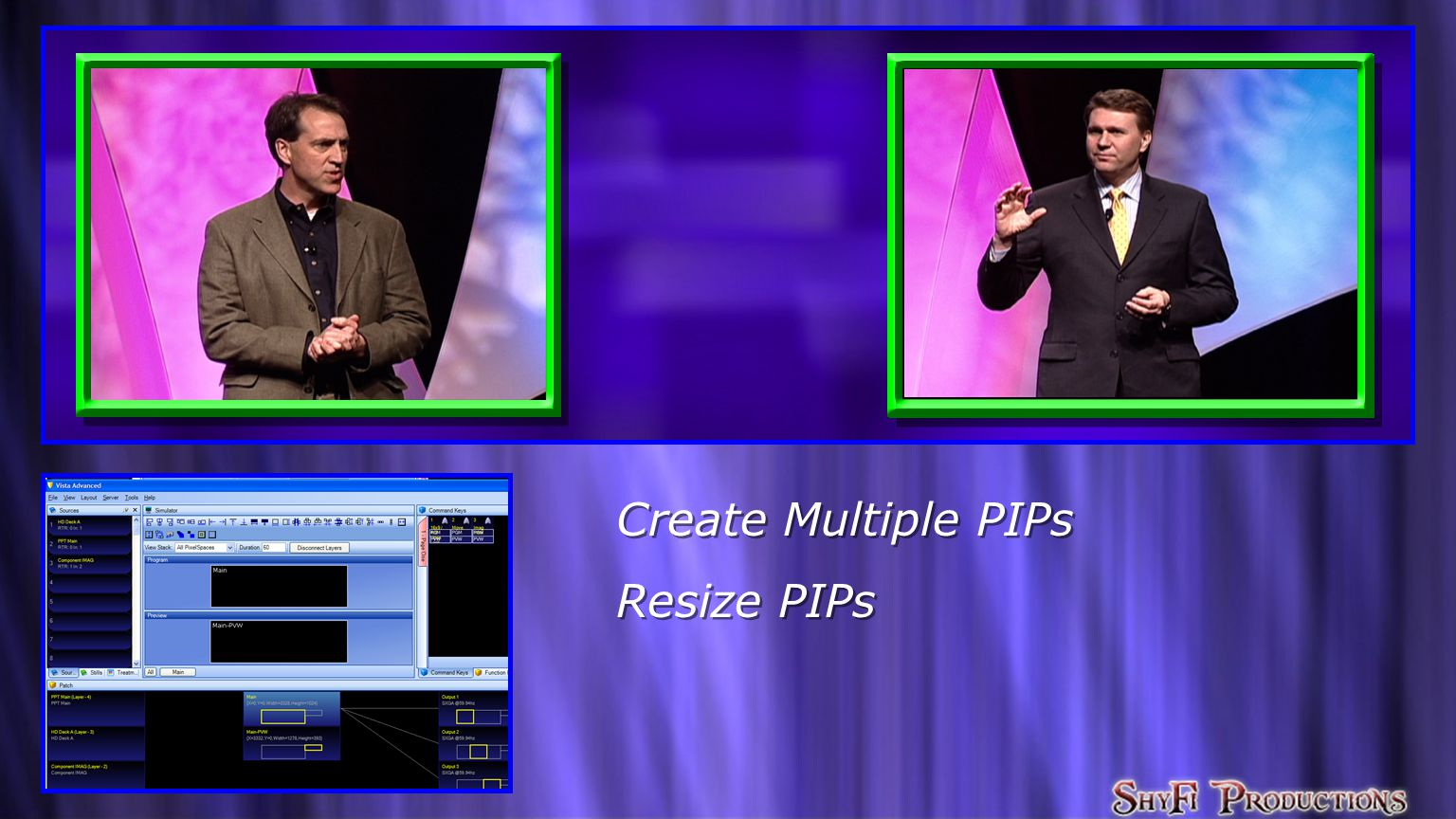 Create Multiple PIPs Resize PIPs Create Multiple PIPs Resize PIPs PPT Optimistic Challenges Optimism is a choice that every person can make.