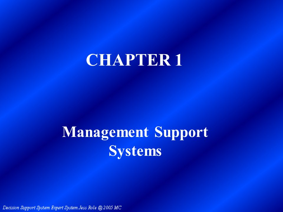 Knowledge Management Systems (KMS) n Capture and reuse knowledge at the organizational level n Knowledge repository for storage n Organizational impacts can be dramatic